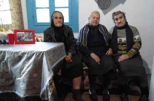 Was griechischen Rentnern droht