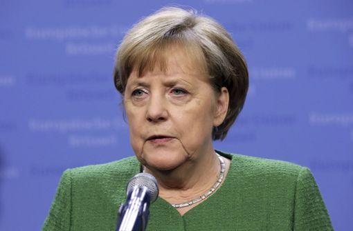 Merkel legt Liste der sechs CDU-Minister vor