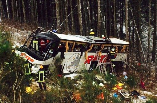 Vier Tote und viele Verletzte auf A4