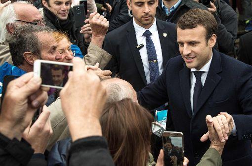 Deutlicher Sieg von Macron