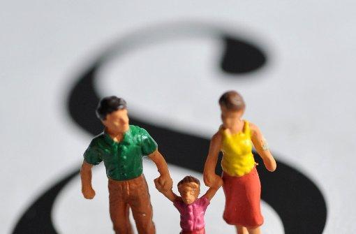 unterhalt bei trennung mit kind