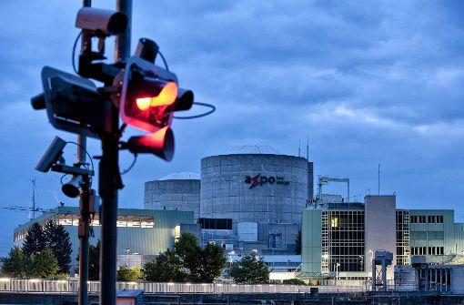 Reaktor nahe deutscher Grenze wieder hochgefahren