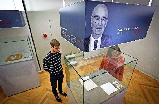 Das Museum Hohenasperg dokumentiert den Fall Schwammberger. Foto: factum/Granville