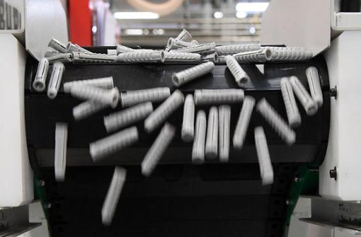 Laut Fischer wurden weder Maschinen noch Produkte durch das Unwetter beschädigt. Foto: dpa