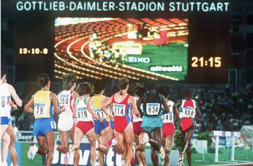 Kann die Sportstadt Mini-Olympia?