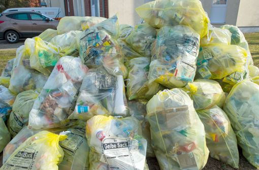 Deutschland ist Europameister – beim Müll