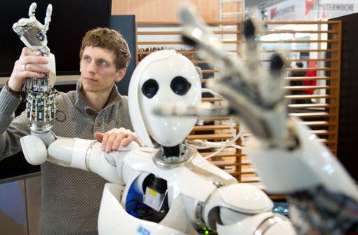 Was Menschen der Künstlichen Intelligenz voraus haben