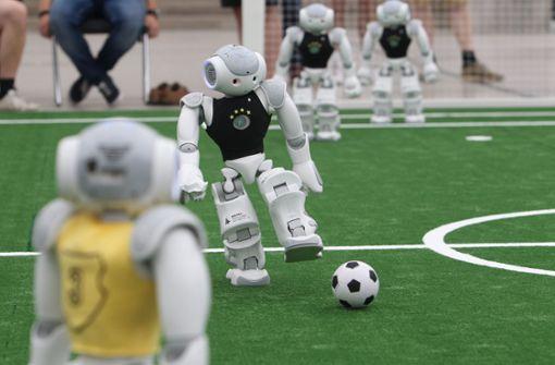 Forschung zur Künstlichen Intelligenz wird ausgebaut