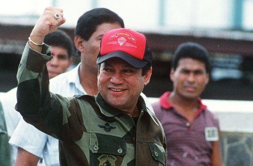 Manuel Noriega mit 83 Jahren gestorben