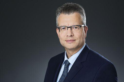 Thomas Möller wird der neue starke Mann in der Bauwirtschaft des Landes