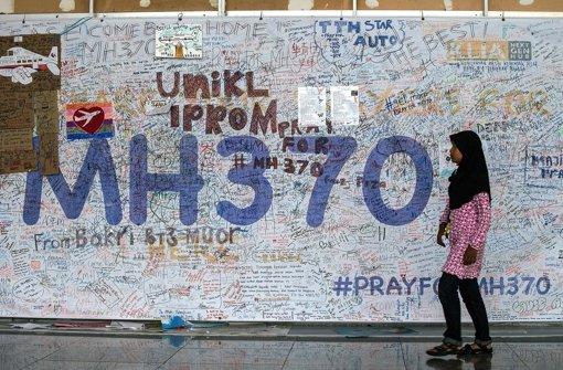 Vermisste von Flug MH370 offiziell für tot erklärt