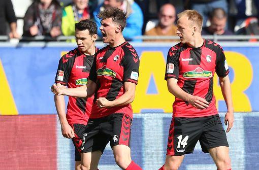 Freiburg auf Europapokal-Kurs