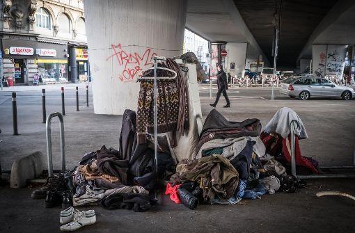 Lob und Kritik für öffentliche Garderobe