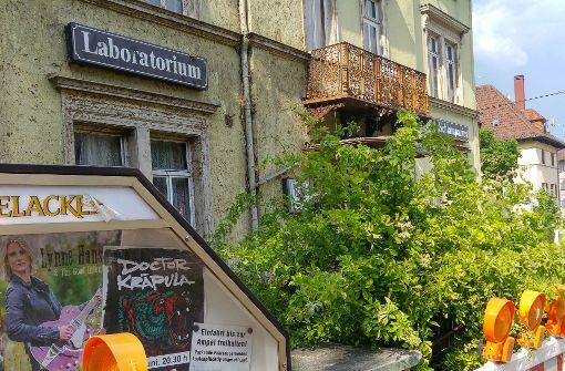 Die Sanierung des Gebäudes ist längst überfällig. Foto: Jürgen Brand