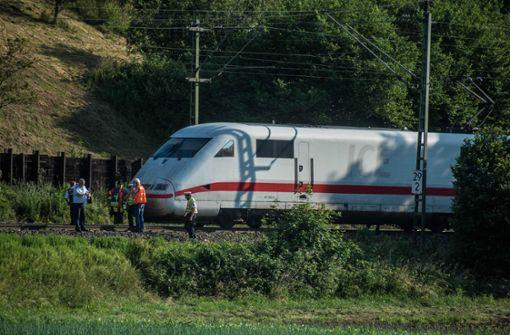 Stundenlange Vollsperrung zwischen Stuttgart und Ulm