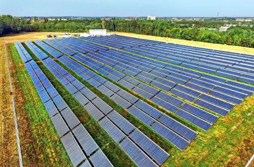 Solarpark am Römerhügel wird noch größer