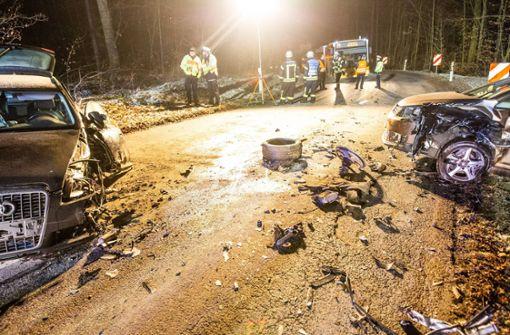 Drei Kinder bei Autounfall verletzt