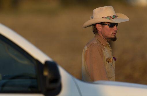 """""""Held von Texas"""" beschreibt Verfolgungsjagd mit Todesschützen"""