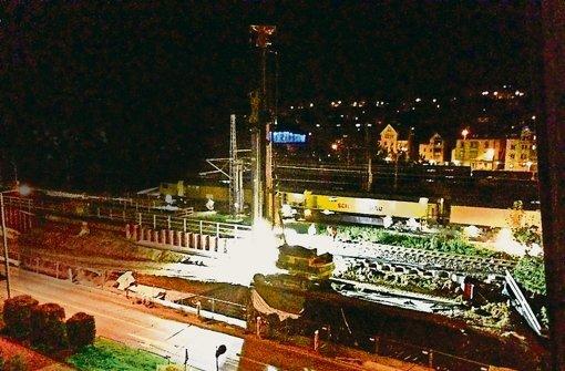 Unerträglicher Lärm: Bahn zahlt Hotel