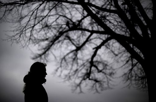 Traurig – aber nicht allein