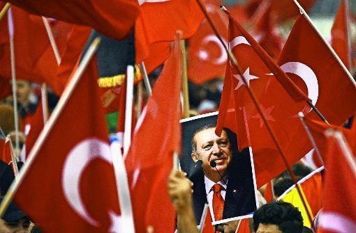 Erdogans abstoßende Machtfülle