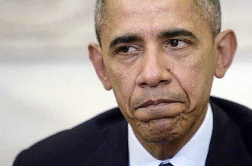 Obama hält Terrorakt für möglich
