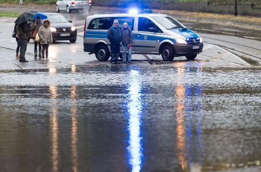 Stromausfall in Freiburg, Verletzte bei Unfällen