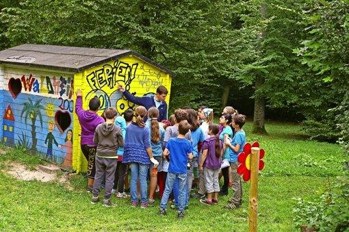 Ein Aktivurlaub mit 100 Kindern