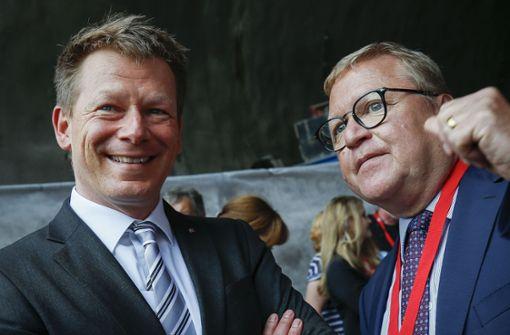 Bahnchef fordert Bund zum Gespräch