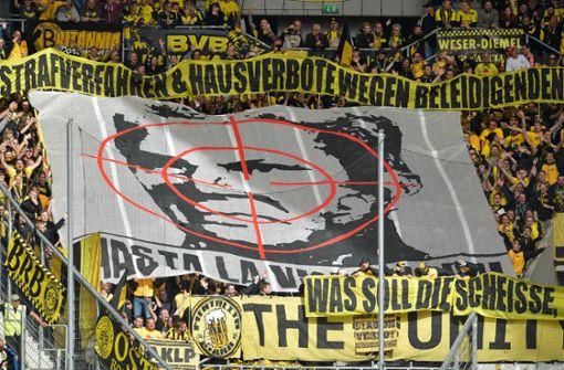 DFB ermittelt gegen Dortmund und Hoffenheim wegen Schmähungen