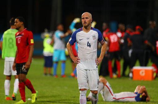 USA verpassen WM-Ticket