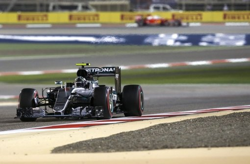 Rosberg gewinnt auch zweites Saisonrennen