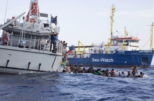 Der Kampf gegen das Sterben im Mittelmeer
