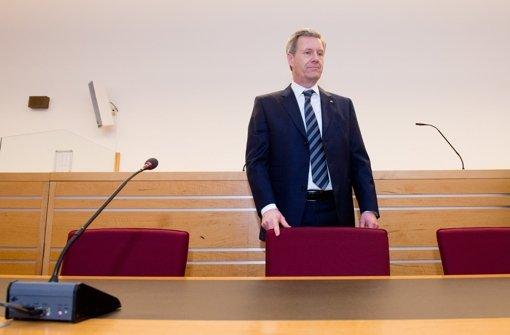Richter und Staatsanwalt im Clinch