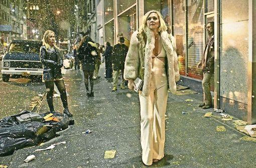 """Willkommen im Zeitalter des Porn Chic: Maggie Gyllenhaal als Eileen """"Candy"""" Merrell in der zweiten Staffel des wunderbaren Seriendramas """"The Deuce"""" Foto: HBO"""