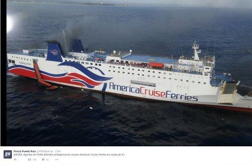 Mehr als 500 Passagiere von Kreuzfahrtschiff evakuiert