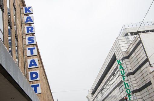 Karstadt und Kaufhof besiegeln Fusion