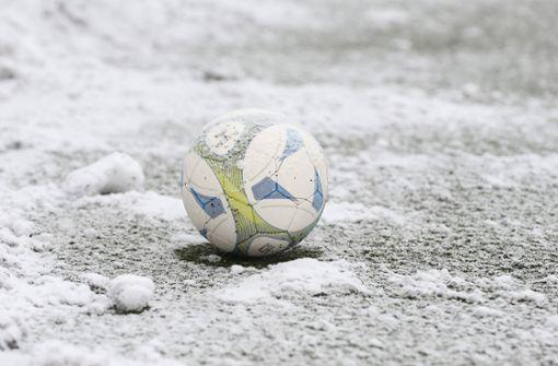 Dritt-Liga-Spiel in Großaspach abgesagt