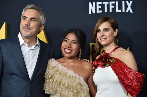 "Oscar-Anwärter ""Roma"" feiert Premiere"