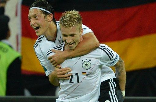 Reus macht Müller Platz streitig