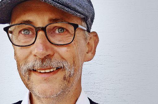Im Herzen ein Franzose: der Hochschullehrer Manfred Overmann Foto: privat
