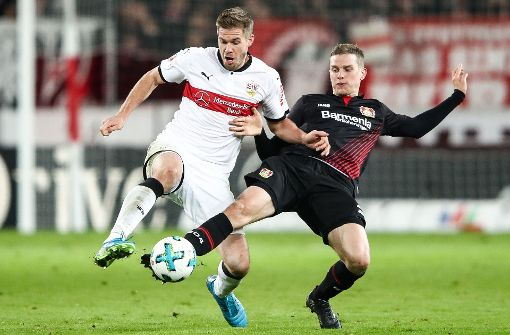 VfB-Heimserie reißt gegen Werkself