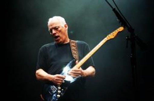 David Gilmour spielt am 14. Juli in Stuttgart Foto: gw