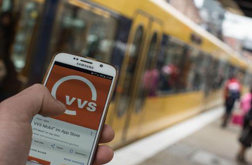 Server von SSB und VVS brechen bei Bahnstreik zusammen