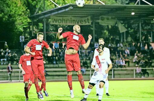 1:1 – Ergebnis passt im Fellbacher Stadtduell