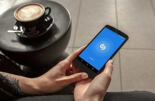 "Apple kauft Smartphone-App ""Shazam"""