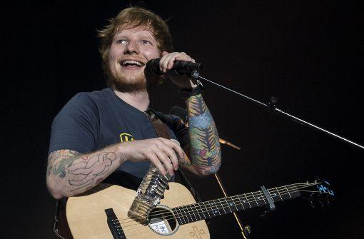 Ed Sheeran muss Konzert wegen Protesten absagen