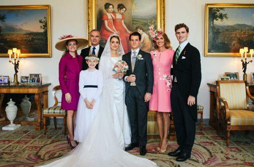 Sophie Herzogin von Württemberg hat geheiratet