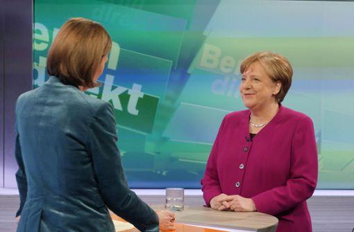 Merkel will bis 2021 regieren