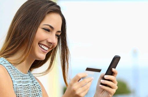 Smartphone wird wie in Kenia zur Bankfiliale